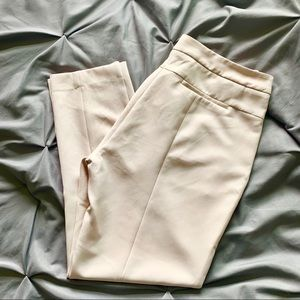 Adrianna Papell Light Blush Bi-Stretch Kate Pants